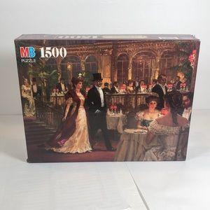 Milton Bradley Past Impressions Puzzle 1500 PC